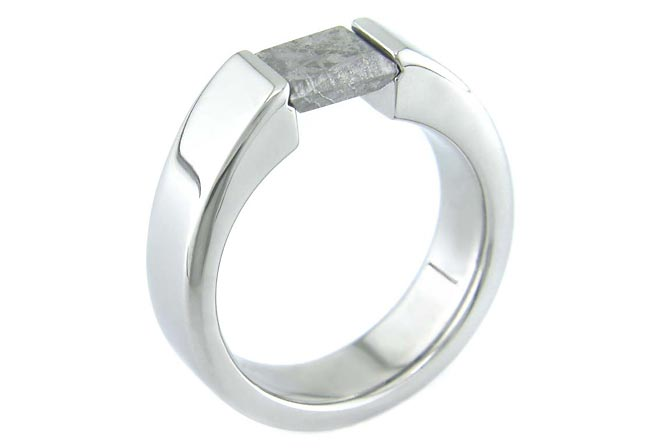 Gibeon Meteorite Ring Review