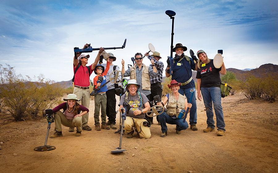 meteorite hunting tours