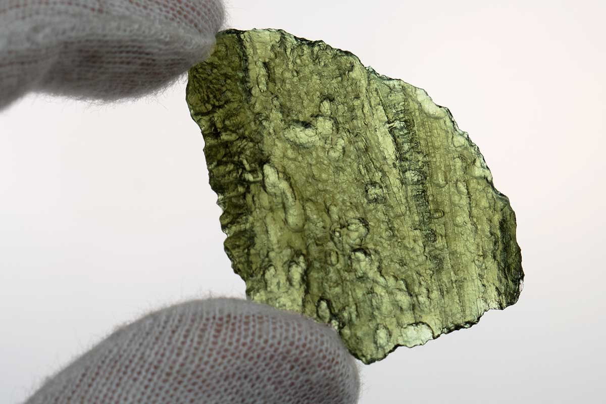 Moldavite 3.9 Grams