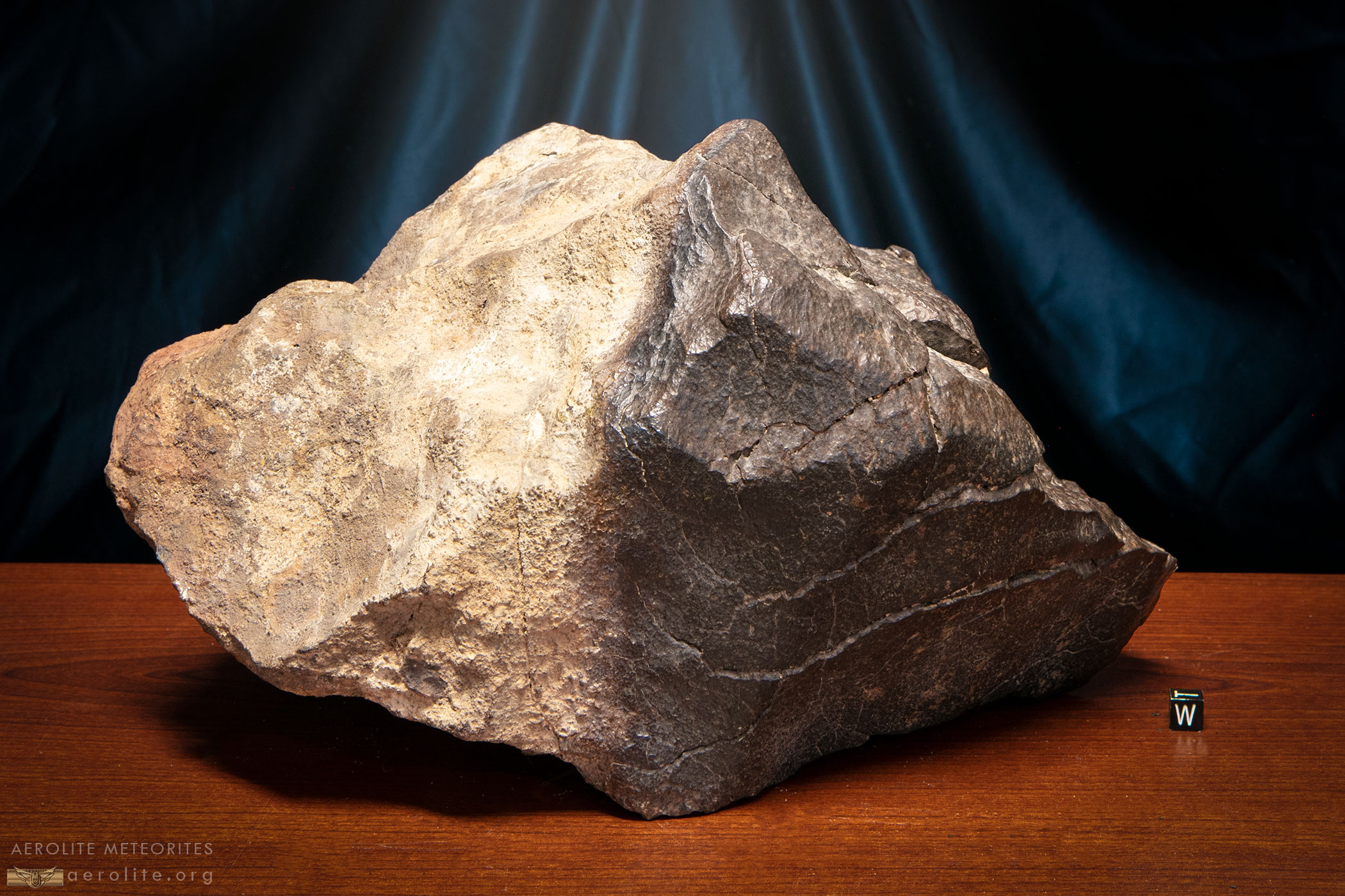 Stone Meteorite XXX 17.6-k