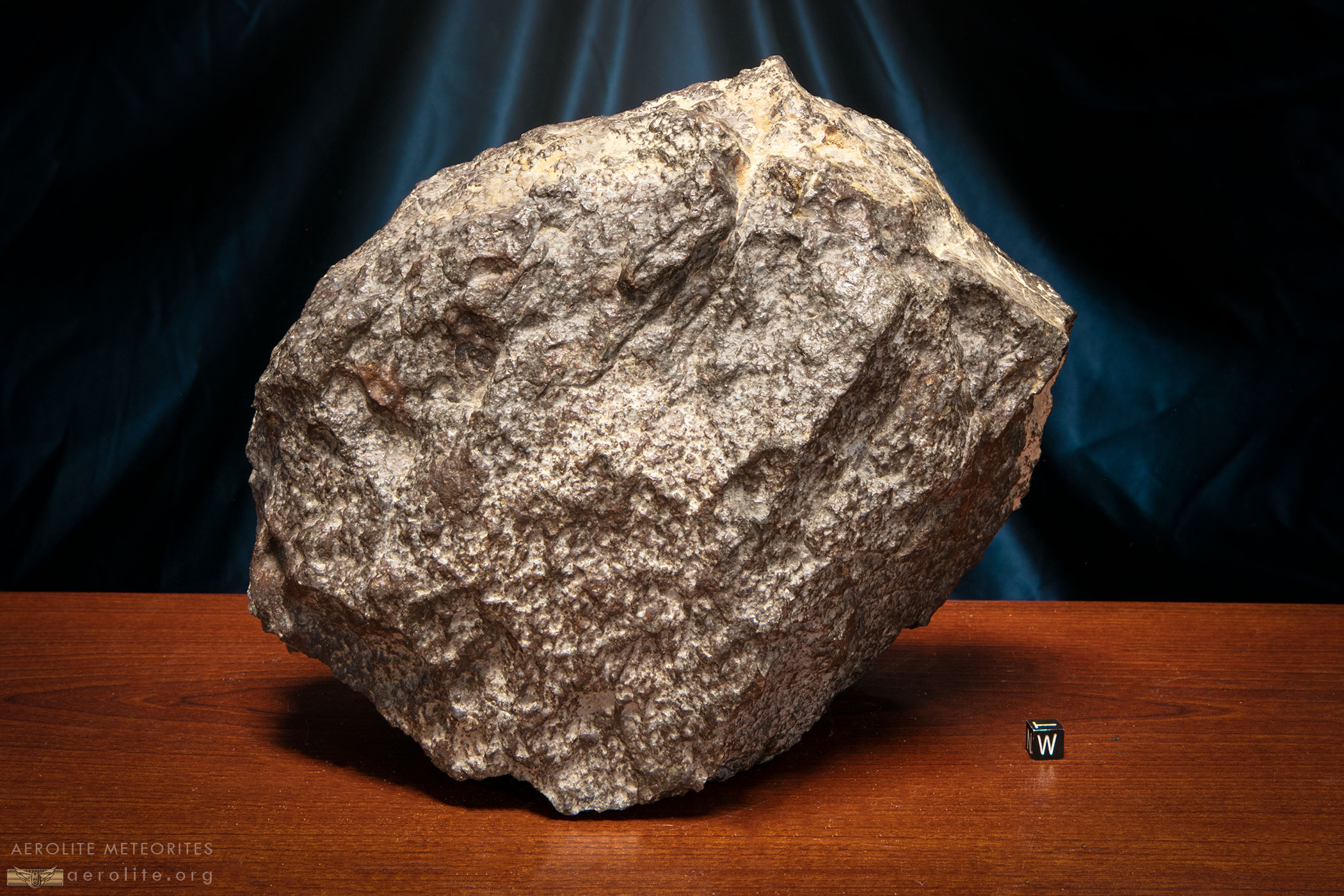 whole stone meteorite