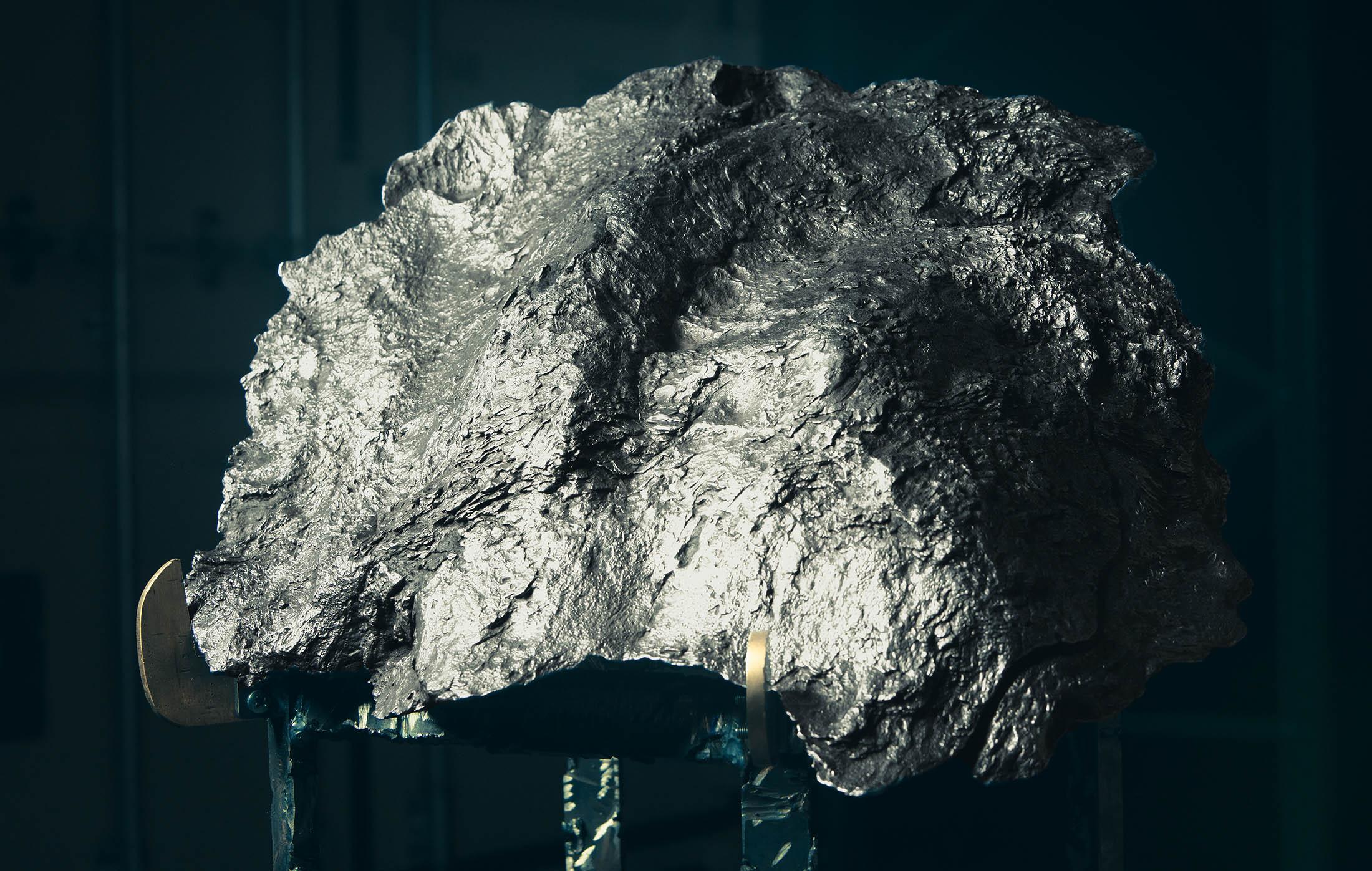 Large Campo del Cielo Iron Meteorite
