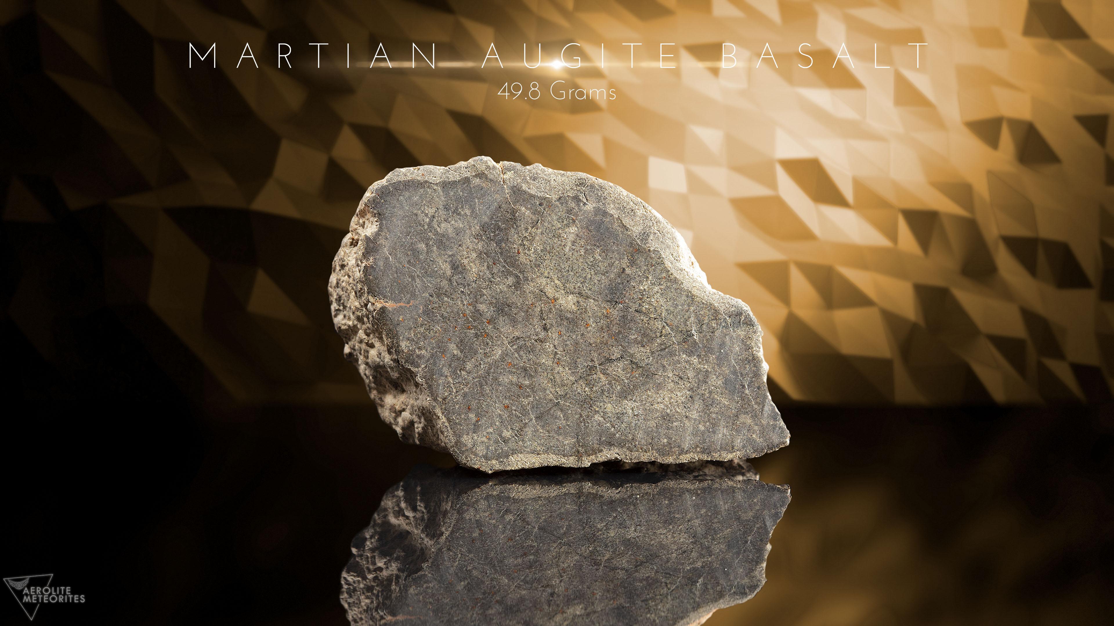 Martian Meteorite NWA 8159