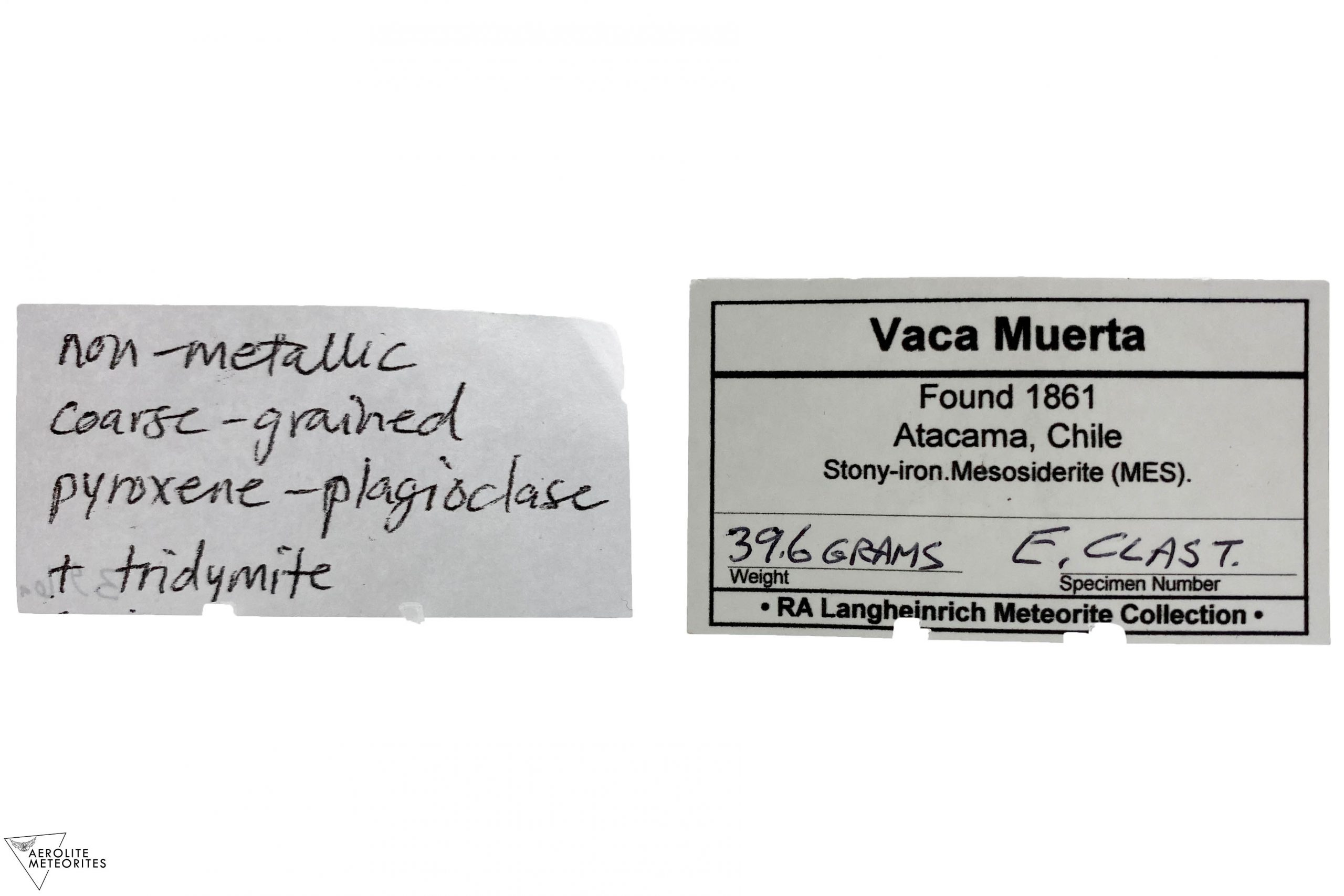 vaca pebble cards