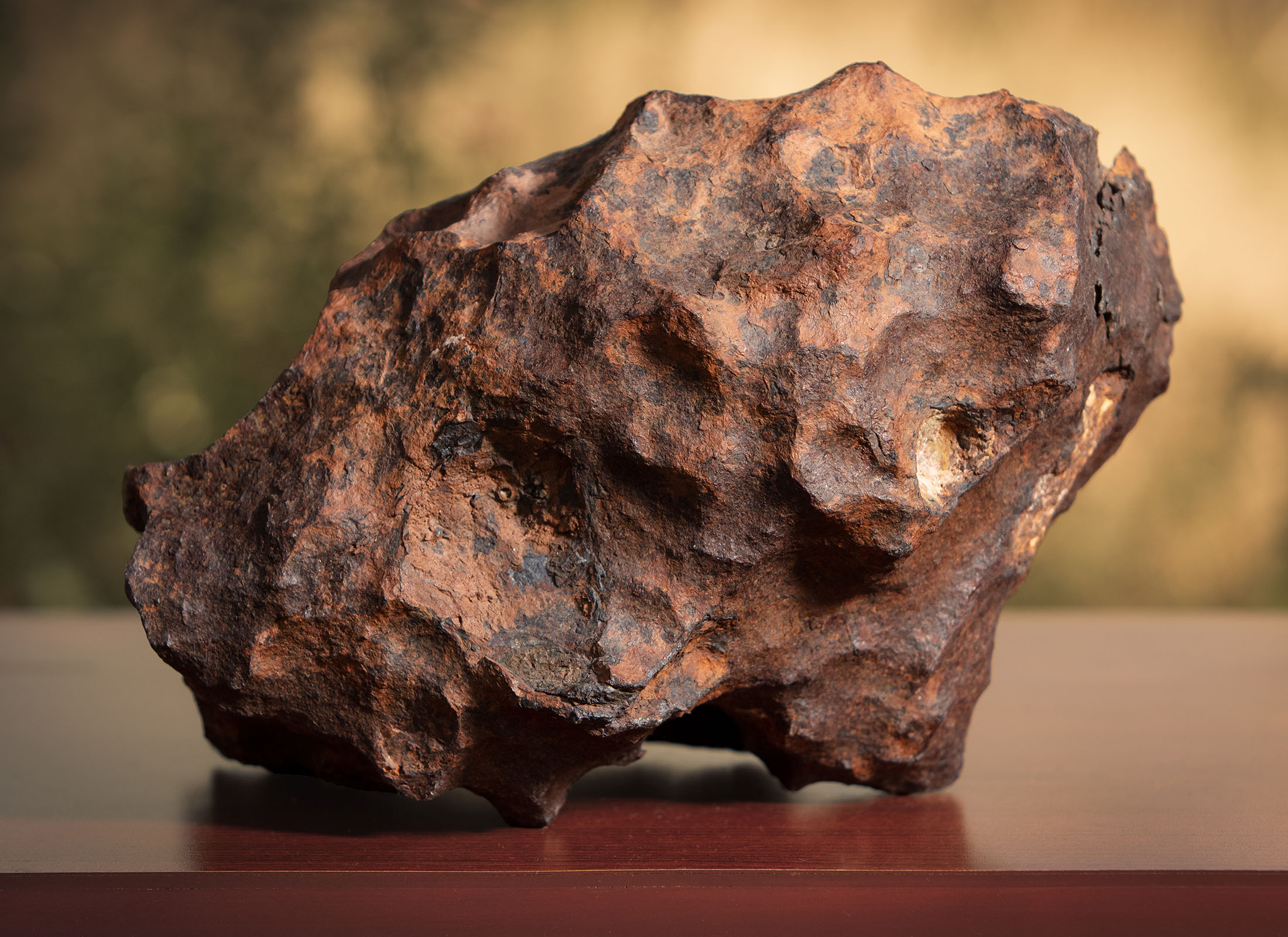 canyon diablo iron meteorite 33 kilograms