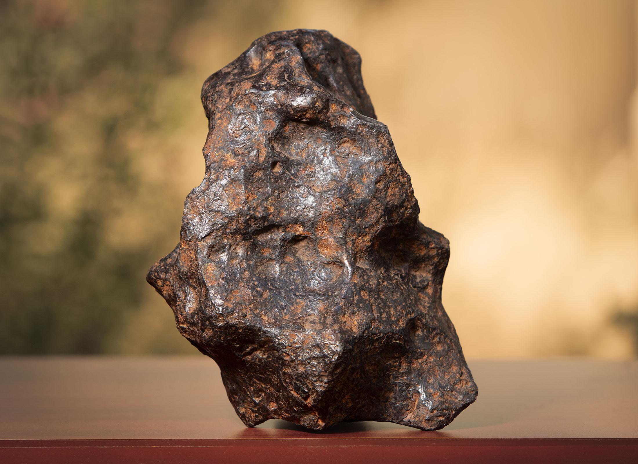 nantan iron meteorite