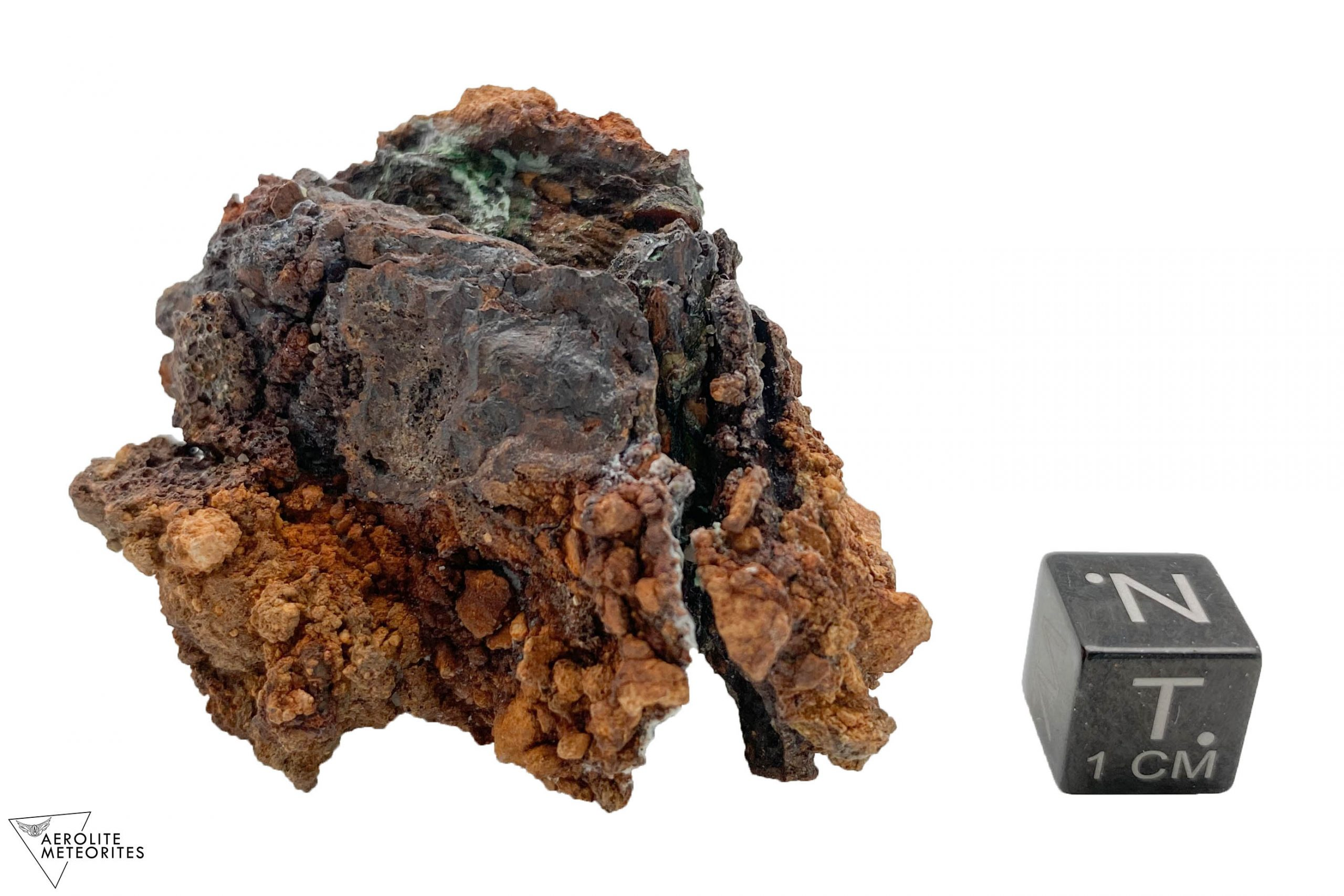 wabar oxidized iron