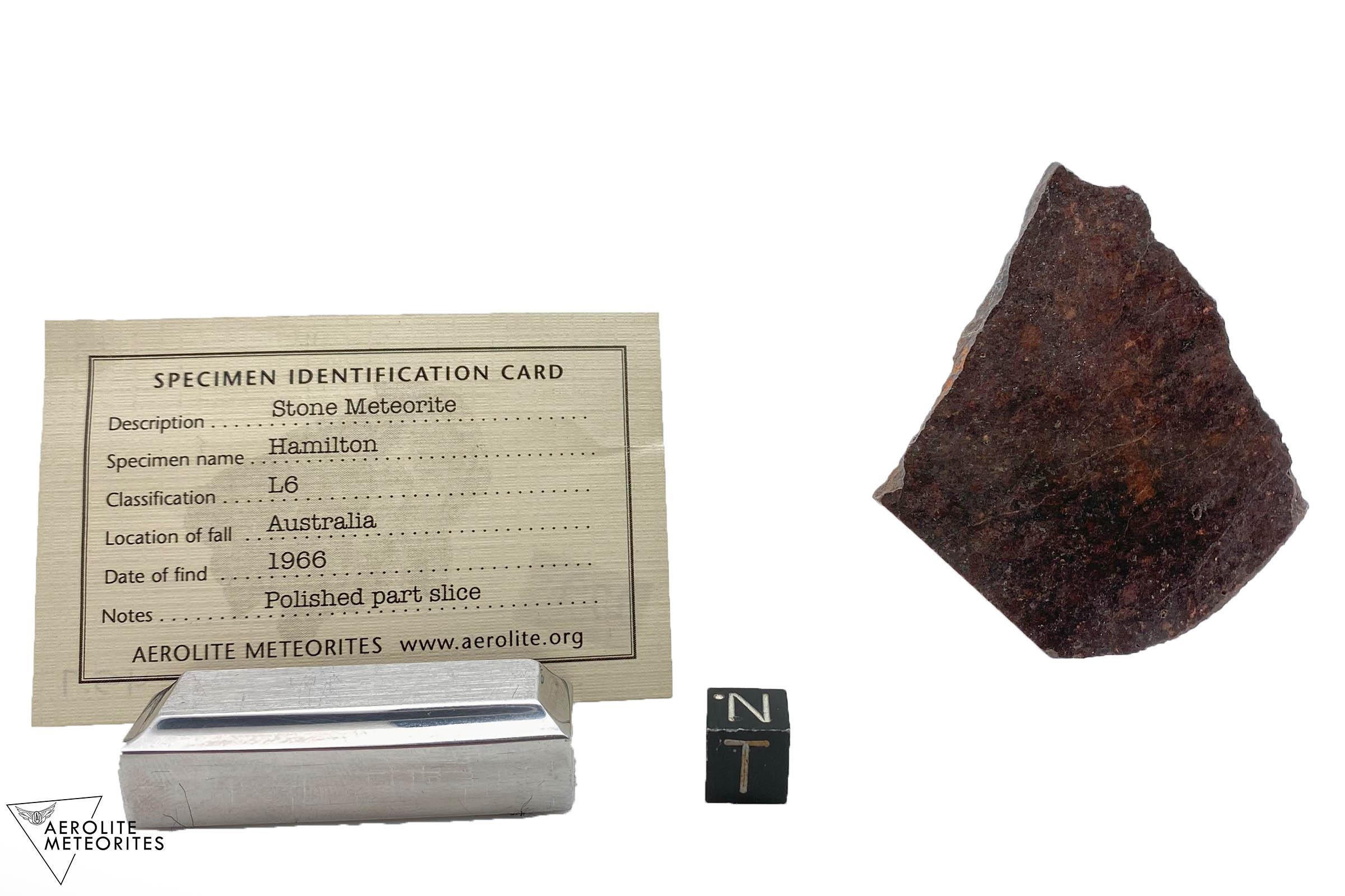 Hamilton 45.7 grams-iii