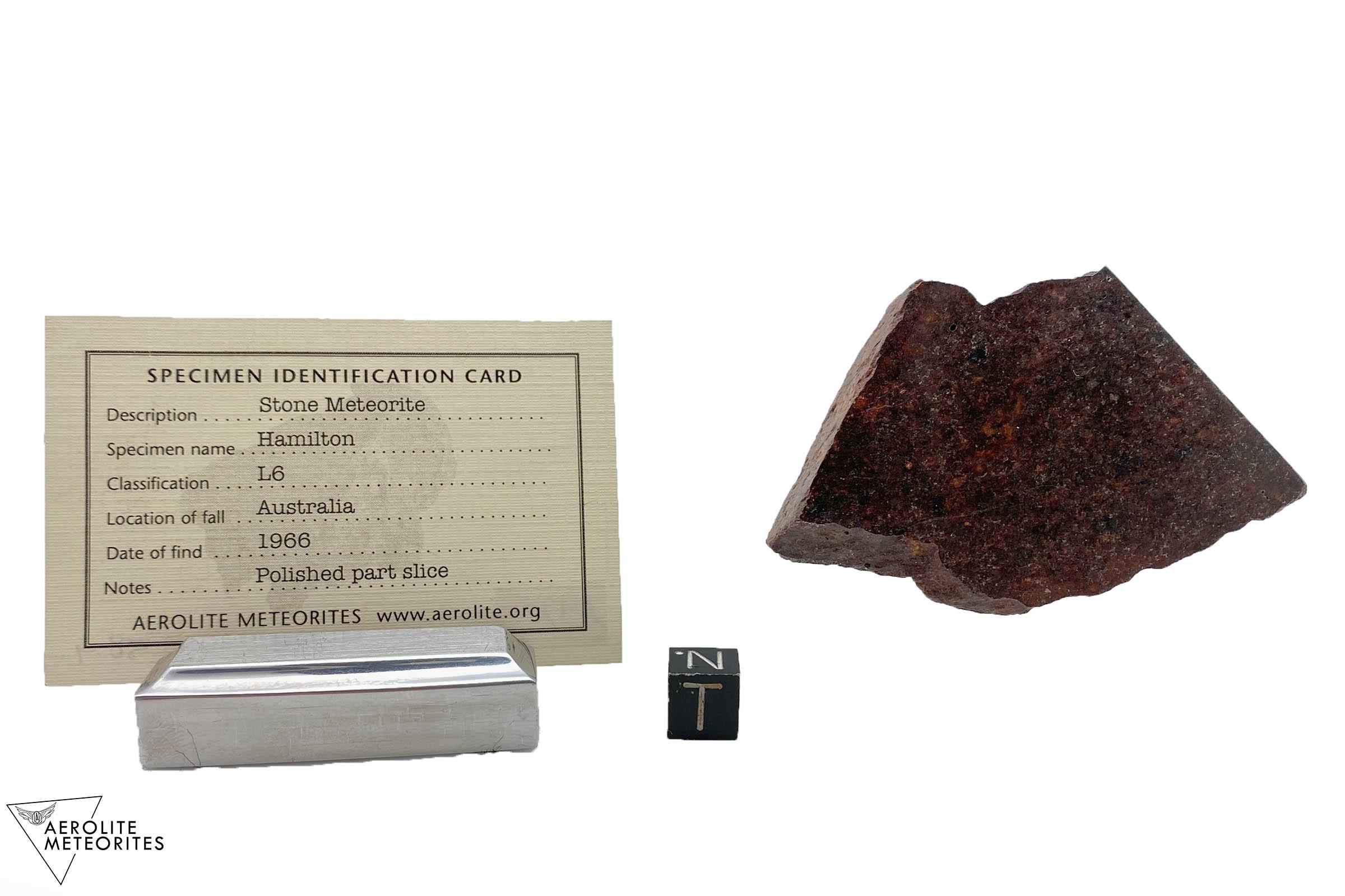 Hamilton 58.4 grams-iii