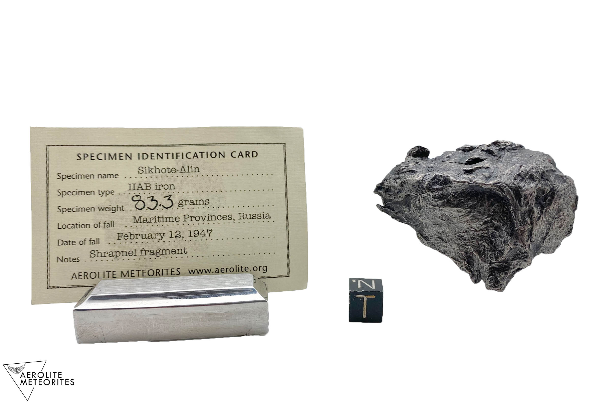 iron meteorite shrapnel 3