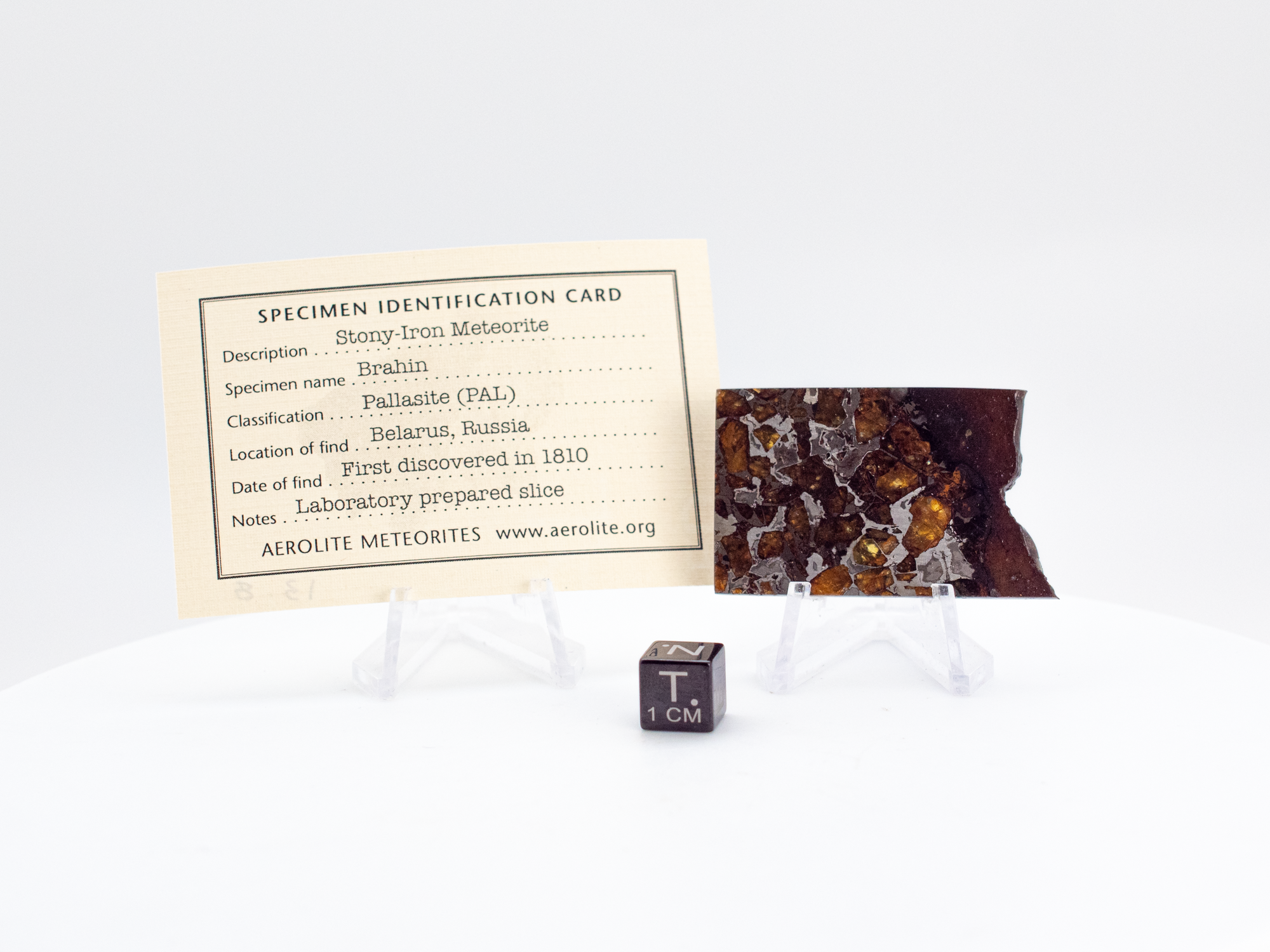brahin meteorite