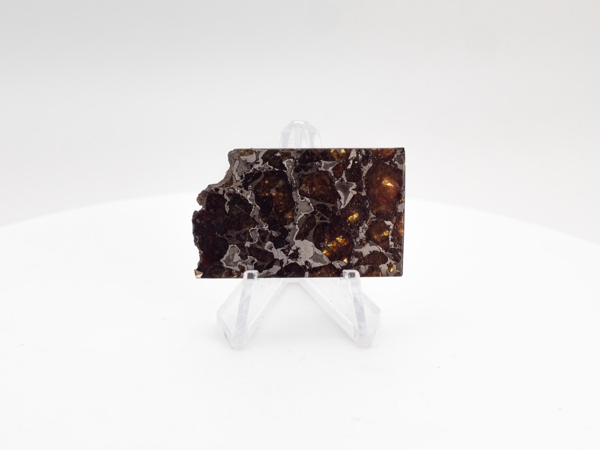 pallasite meteorite 9 grams