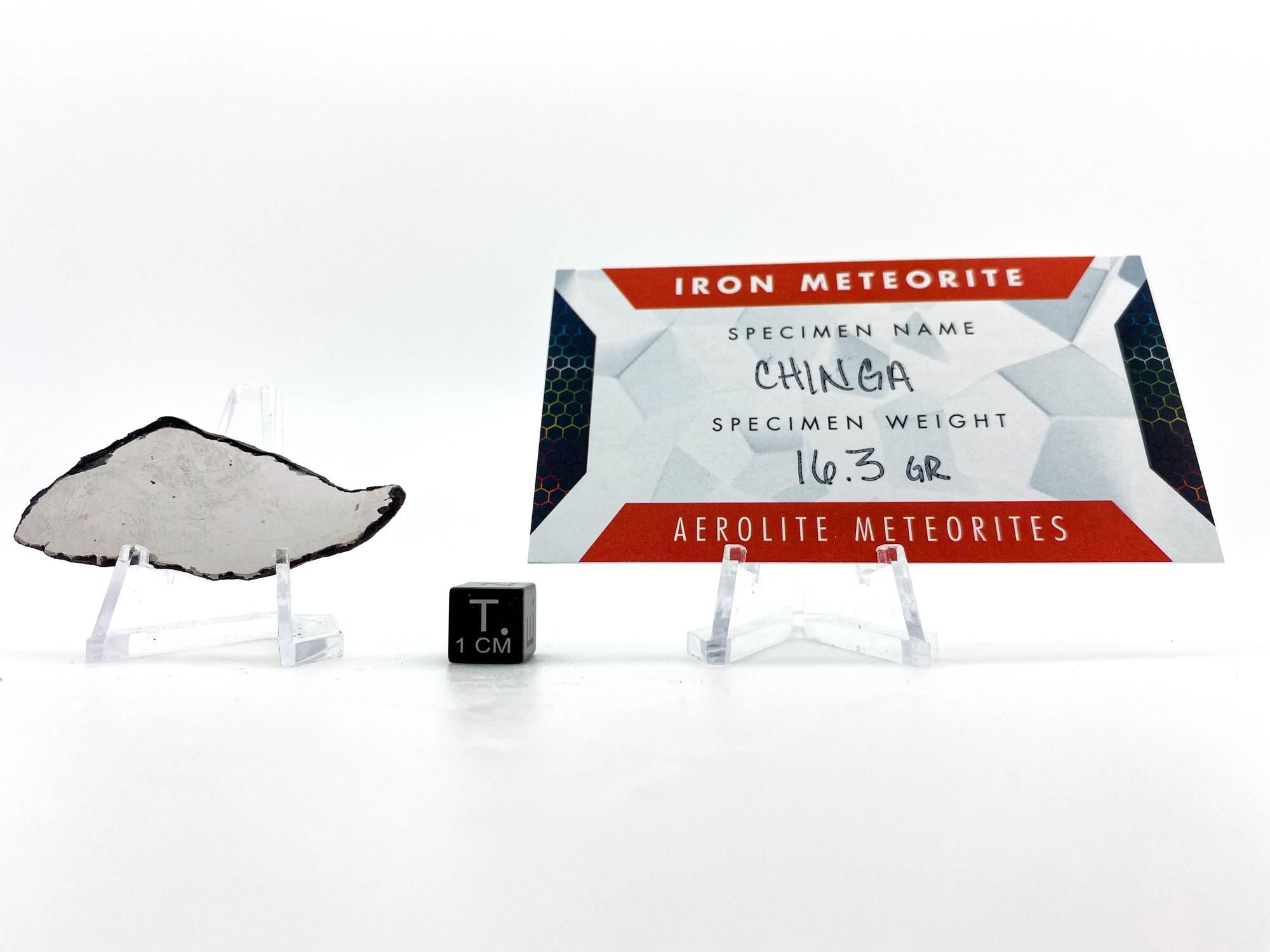 chinga iron meteorite 16 g