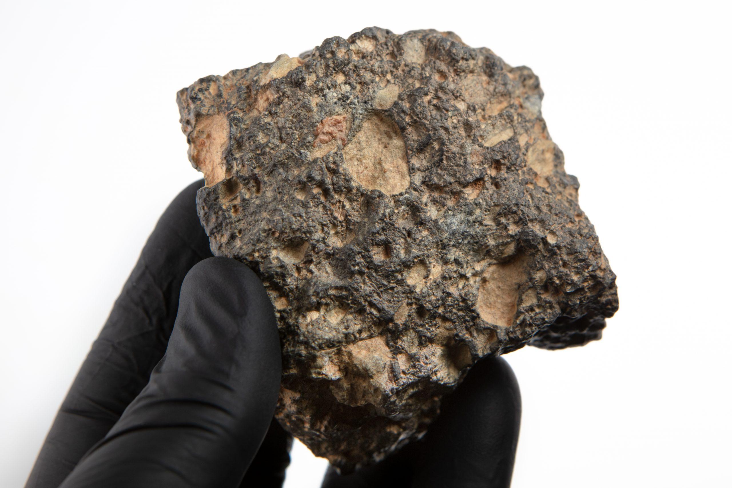 lunar meteorite whole stone