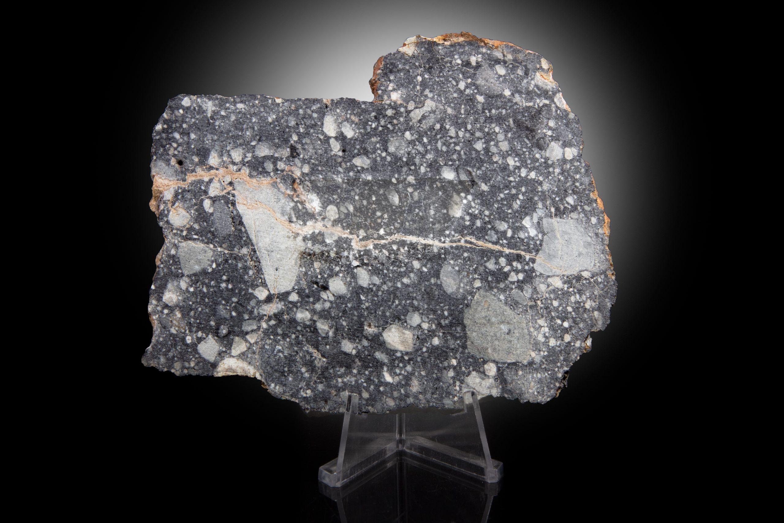 lunar meteorite 83g 2
