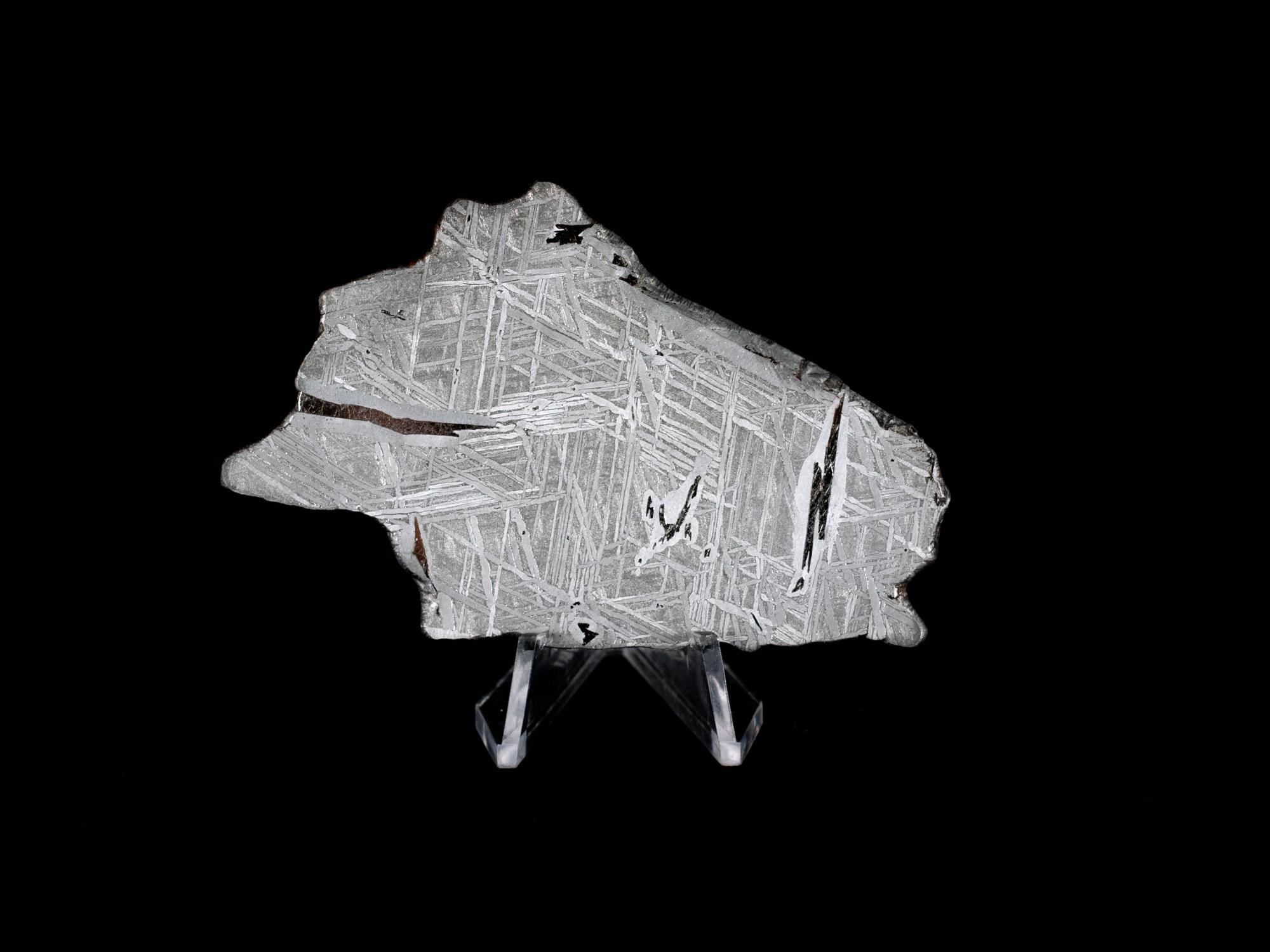 saint-aubin meteorite