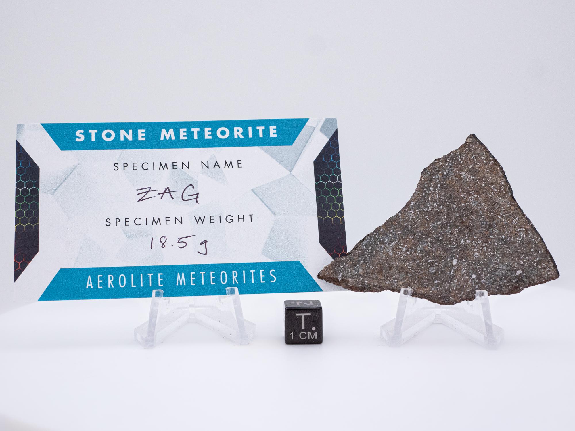 zag meteorite slice 18 grams