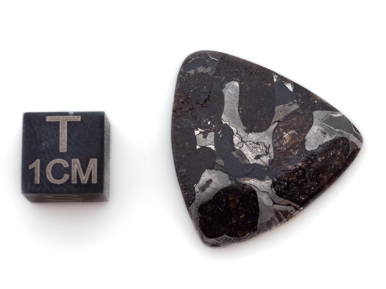 meteorite cabochon