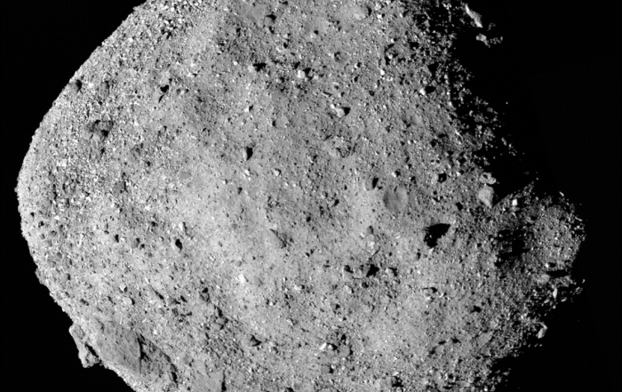 nasa asteroid bennu osiris-rex