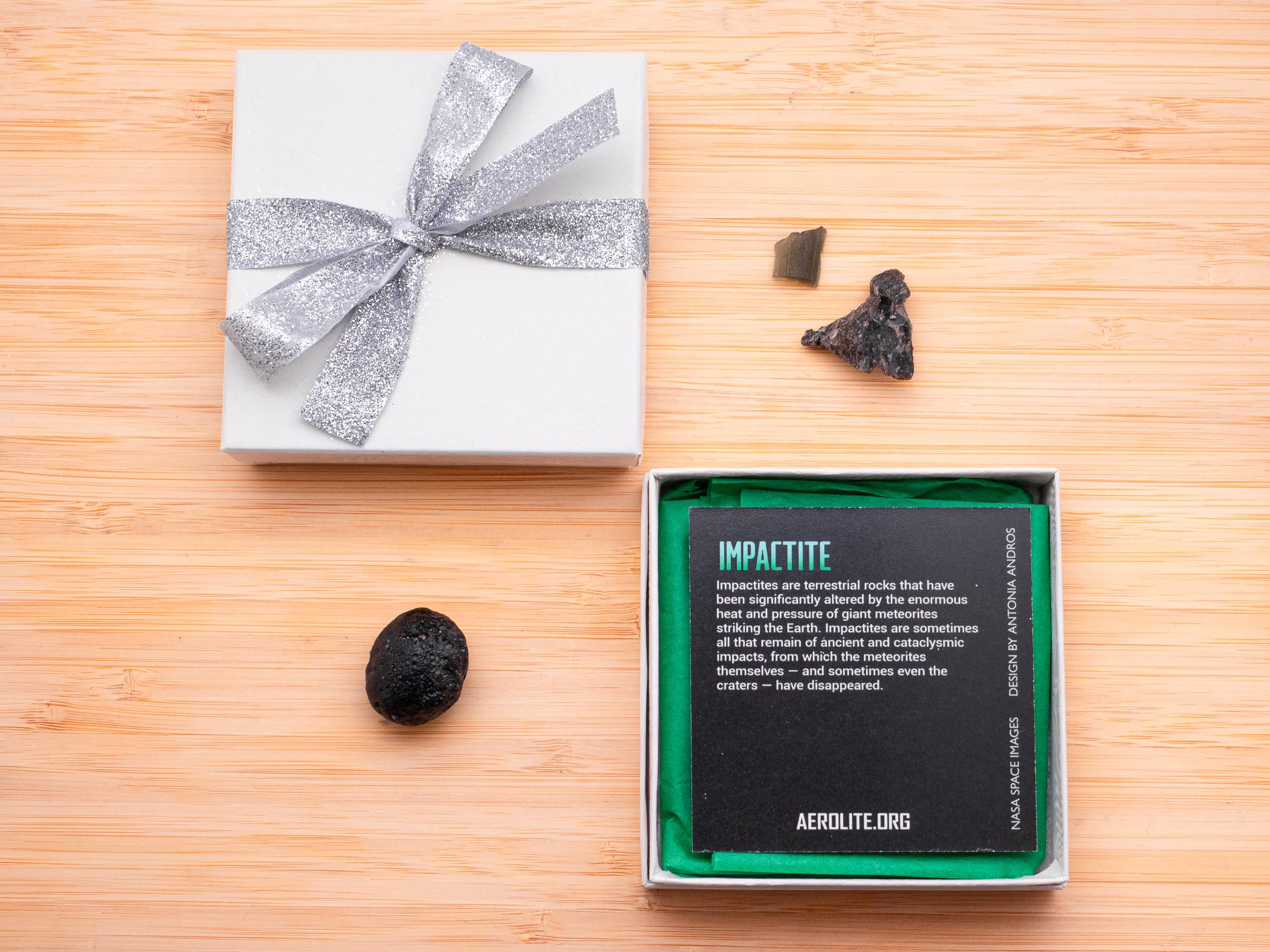 impactite meteorite