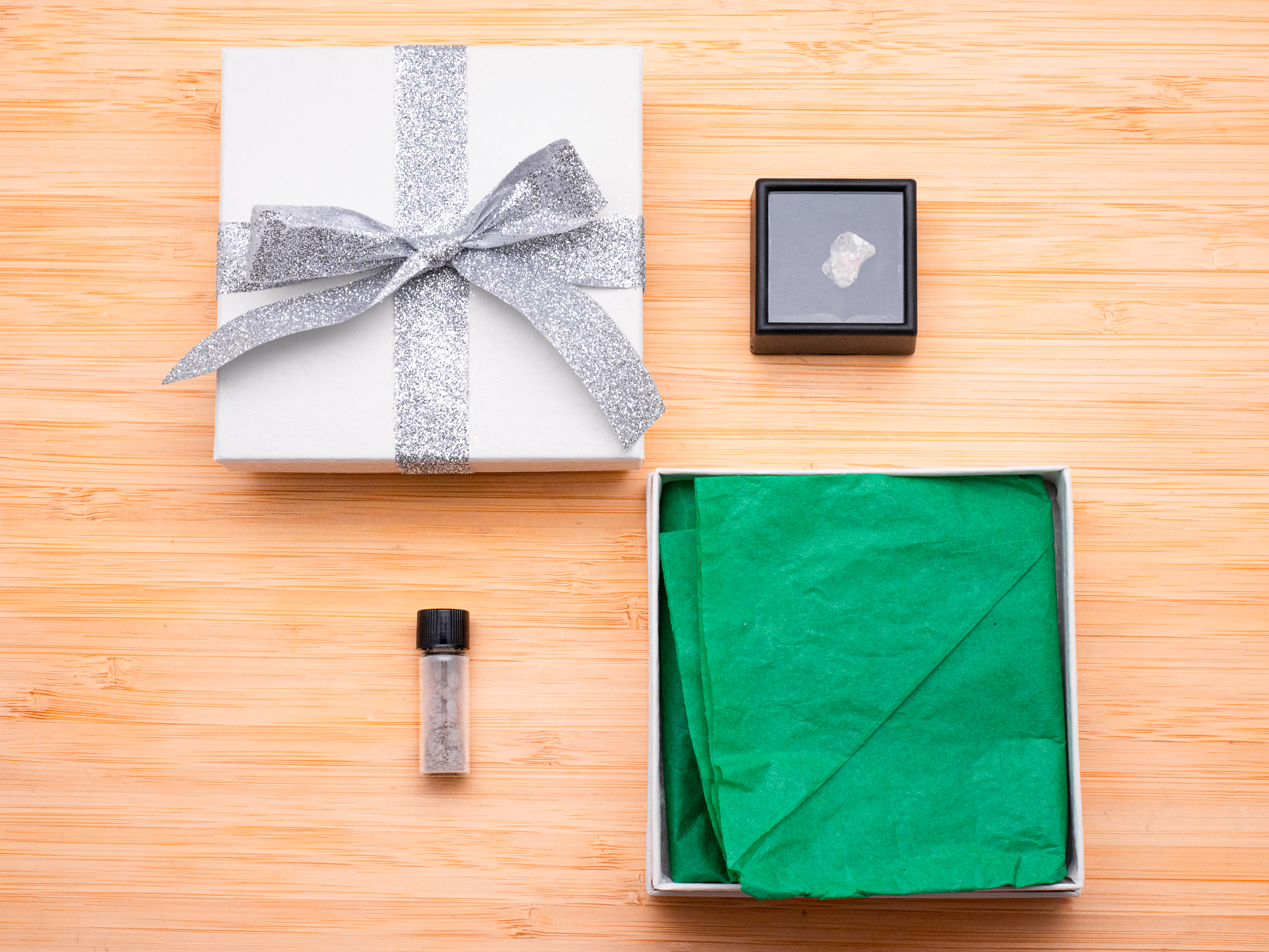 moon rock holiday gift set