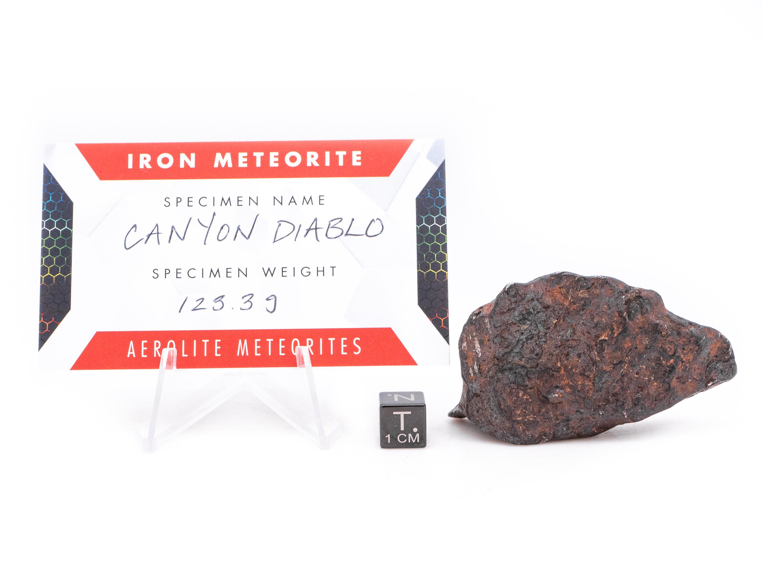 canyon diablo iron 123g