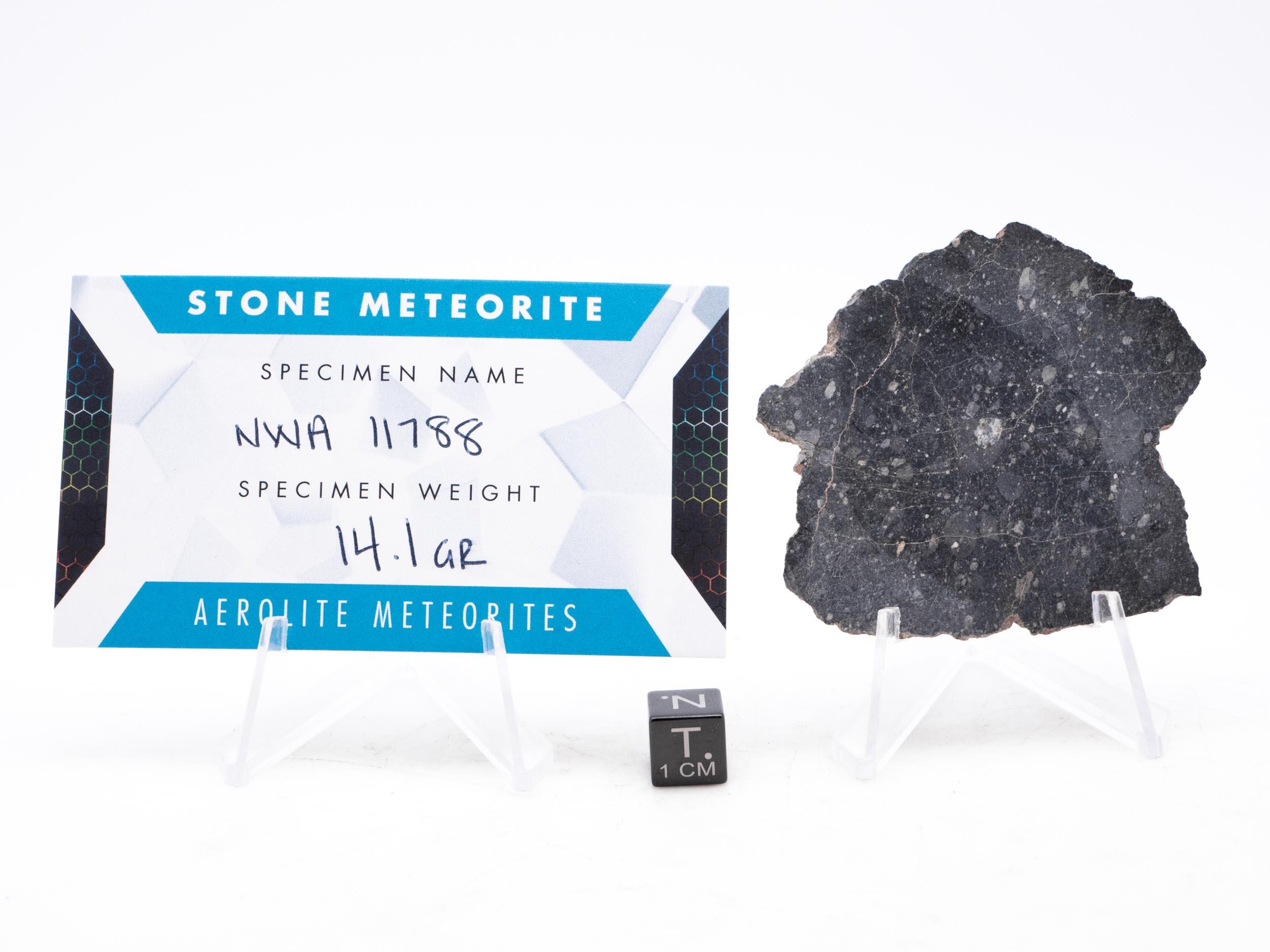 lunar meteorite 14 1 g 2